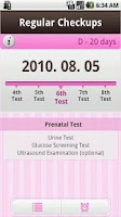 Screenshot of Pregnancy Diary Ⅱ