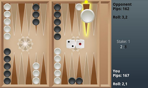 Backgammon Passion