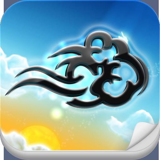 墨迹天气插件皮肤BC1.2 天氣 App LOGO-APP試玩