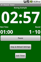 Screenshot of #1 Round Timer