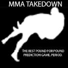 MMA TAKEDOWN icon