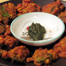 Crispy Vegetable Pakoras