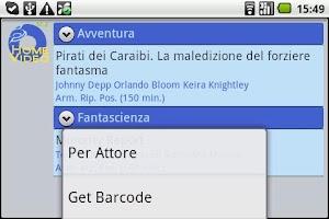 Screenshot of Home Video v.2.0
