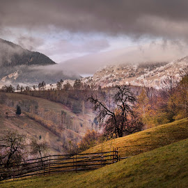 Simon Village by Ariseanu Genu - Landscapes Mountains & Hills