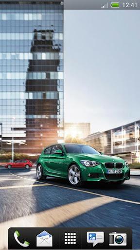 BMW 1 Series Live Wallpaper