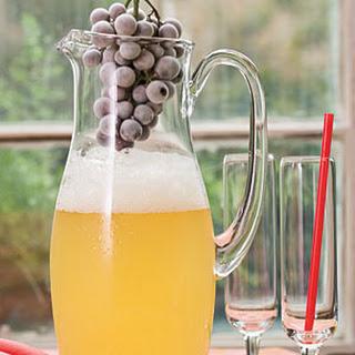 Sparkling Grape Juice Recipes