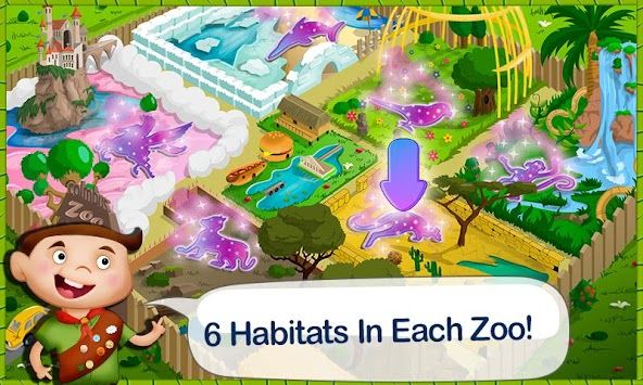 Zoo Keeper - Care For Animals APK screenshot thumbnail 5
