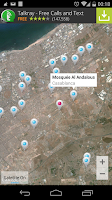 Screenshot of Near Mosques Finder
