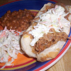 South of the Border Pork Sandwiches