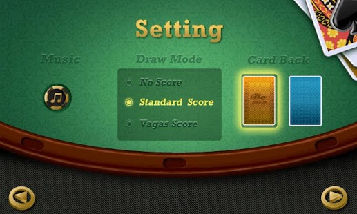 Screenshots  AE Solitaire