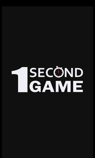 1 Second Game