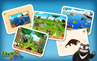 Screenshot of kids Puzzle: Animal