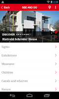 Screenshot of Utrecht City Guide