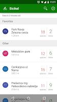 Screenshot of Bicikelj