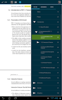 Screenshot of PDF and DJVU Reader