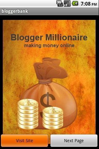 Blogging Millionaire