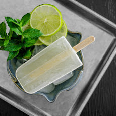 Mojito Popsicles and 'Poptails'