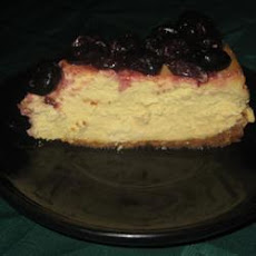 Karen's Amaretto Cheesecake