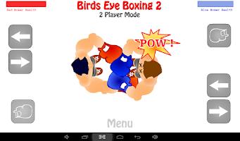 Screenshot of Birds Eye Boxing 2 FreeEdition