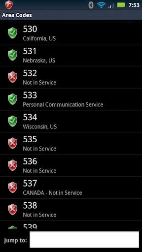 Advanced Call Blocker - screenshot