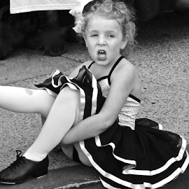 PWC 94: B&W Portraits of Women, B&W PORTRAITS OF WOMEN, by Liz Rosas - Babies & Children Children Candids