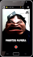 Screenshot of Monster Camera (Halloween Fun)