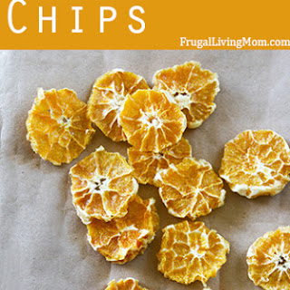Orange Chips Recipes