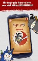 Screenshot of Logo Quiz Ninja