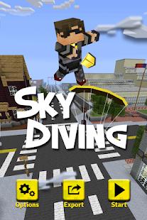 Sky Diving&Butter Windfall Pro - screenshot