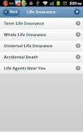 Screenshot of Insurance Wiki