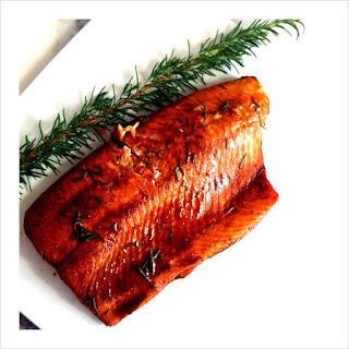 Salmon Rosemary Sauce Recipes