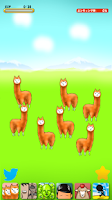 Screenshot of Alpaca Evolution Begins