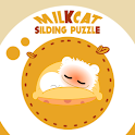 Milkcat Sliding Puzzle icon