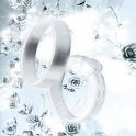 Wedding Rings & Roses Live icon