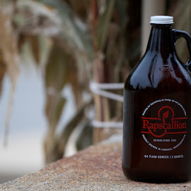 Rapscallion Growler by John Mahaney - Food & Drink Alcohol & Drinks ( #canon #hylands )