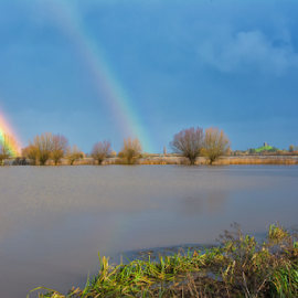 2014 Jan-April Floods by Parker Lord - News & Events Disasters ( flooding, somerset, burrowbridge, 2014, lord parker photography, taunton, wedding photographer,  )