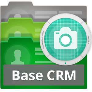 Cover art Business Card Reader Base CRM