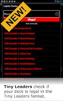 Screenshot of MTG Doctor DEMO
