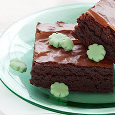 Clover Patch Brownies
