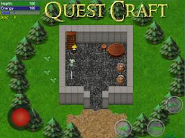 Screenshot of Quest Craft RPG Free