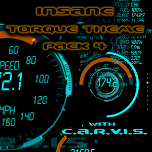 Torque Theme Pack 4 (OBD 2)