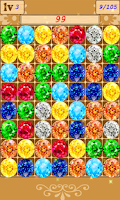 Screenshot of diamond mania