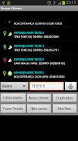 Screenshot of Automação de Força de Vendas