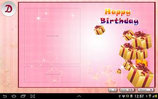 Screenshot of Greetings!