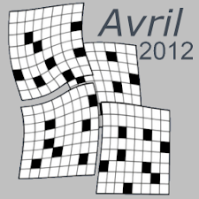 Crosswords 04 - April 2012