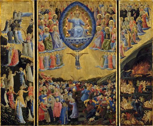 Beato Angelico, Giudizio universale