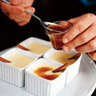 Cider-Steamed Custard