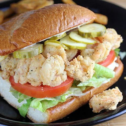 Shrimp Po' Boy