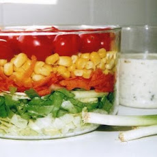 New Seven-Layer Salad