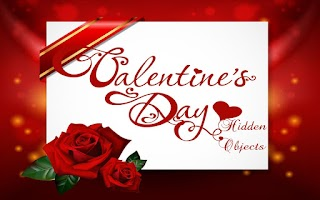 Screenshot of Valentine's Day Hidden Objects